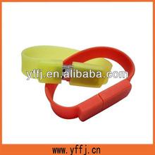 Silicone band USB stick, Free download usb 2.0 driver, Custom usb flash memory driver