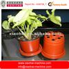 Machine make plastic pots