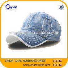 High Quality New Design Cowboy Baseball Caps
