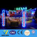 تشنغتشو الفوز الصانع ركوب متنزه ديسكو tagada تسلية آلة ألعاب الكرنفال