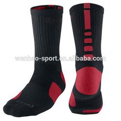 Custom Wholesale elite dri fit basketball socks