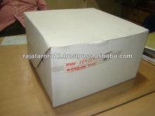 packaging box for cake 12x12x7