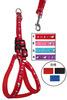 Soft Foam Dog lead,High quality Stripe jacquard pet dog harness/leash pofessional suppliers C1312