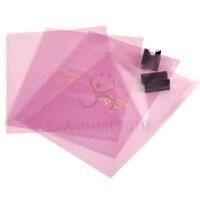 Btree ESD Pink PE Bags