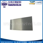 99.95% Astm B760 Wear Tungsten sheet allibaba.com
