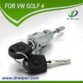 Auto serratura parti di automobili ingrosso di accensione accensione serratura e chiave& bicchiere per vw golf 4 skoda