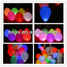 Party Wedding Decoration Balloon LED Flash Balloons
