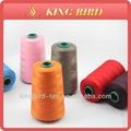 filo per cucire in poliestere è vestiti usati