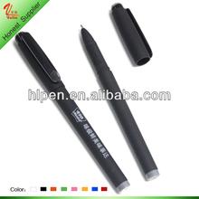 2014 wholesale free sample black best fancy gel ink pen