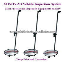 SONOY V3 for Hotel Airport Entainment Security Inspection Easy handheld Under Vehicle Search Mirror