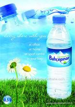 0.5 L Bahcepinar Natural Mineral Spring Water
