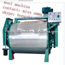 Alta eficacia los fabricantes de acero inoxidable de lana de oveja de lavado de la máquina