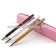 Hot selling lady ball pen cheap and high quality promotional item