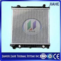 plastic auto radiator for Chrysler Jeep Wrangler 87-91 1987 1988 1989 1990 1991