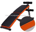 Foldable Sit Up Bench Abdominal Trainer