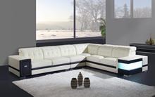 Hot Sale French Sofa 1+2+3 modern design Top Grain leather Sectional sofa modern sofa corner