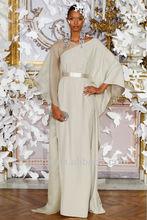 JM.Bridals Free Shipping!!! CY1974 New model Shealth side slit long sleeve evening dress