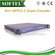 8 in 1 mpeg2 codec,applications of encoder/mpg encoder,encoder h264/mpeg2 encoder
