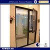 Gray color thermal break aluminium french door