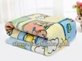 Bebé lindo 100% manta manta de poliéster
