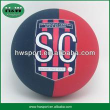 team high bounce hollow rubber ball