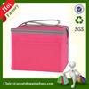 600D polyester portable cooler bag