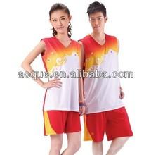 Hight quality new design unisexlatest basketball jersey design 100% polyester