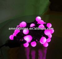 wholesale led christmas light 5m cooper wire with 50leds bulb 3W 110v-240v