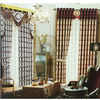 Fancy indian design medical jacquard blackout curtains for window