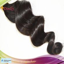 Factory price wholesale virgin hair brazilian loose curl