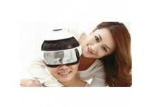 Eye massage equipment
