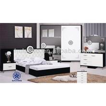 high quality master royal bedroom furniture /model bedroom furniture 1947