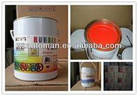 4liter liquid rubber plastic dip car body paint rubber coated fabric
