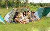 beach fishing tent