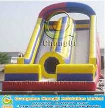best Plato PVC 18ft inflatable slide/cheap inflatable slide