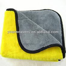 2014 Microfiber Luxury Towel for Car Buffing Washing Drying