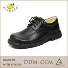 Wholesale China Guangzhou school uniform shoes comfortable good quality durable children leather school shoe