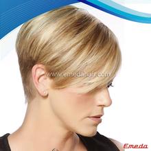 Shandong short Bob Human Hair Wigs For Black Women