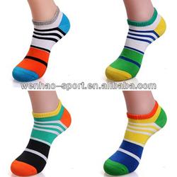 READY Wholesale Cotton Colorful Boy Socks