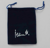 Black Velvet Gift Bag Pouch