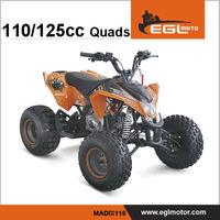 110cc Kids Gas Mini Quad CE Certification