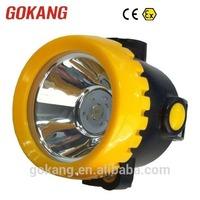 cordless mining cap lights