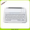 English Amazon aluminum ultra slim mini wireless bluetooth keyboard for ipad air Keyboard