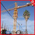 Qtz80/qtz160/qtz180 de construction de pont grue