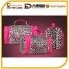 Fashion travel toiletry bag for ladies