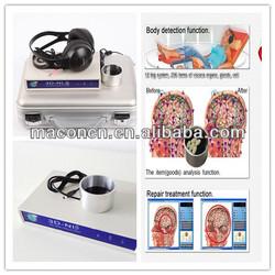 original russian 3d nls body health analyzer