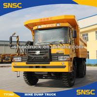 Mining Dump Truck 60t, Mine Dump Truck TY360