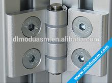 aluminum gate hinge