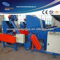 madera y plástico de la máquina trituradora trituradora de molino de la máquina