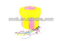 pink ice cream birthday party pinata